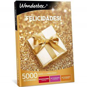 Las 7 mejores cajas Wonderbox