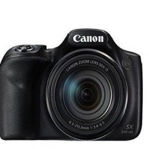 Cámara de fotos compacta Canon DSC SX540