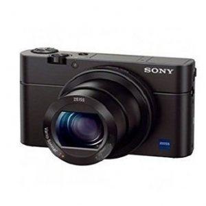 Cámara de fotos compacta Sony DSCRX100