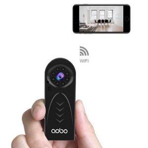 Cámara de vídeo vigilancia oculta con visión nocturna