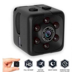 Cámara de vídeo vigilancia oculta para coche