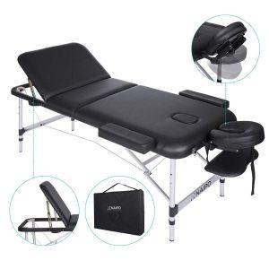 Las 6 mejores camillas de masaje portátiles