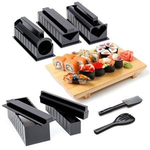 Kit completo sushi japonés