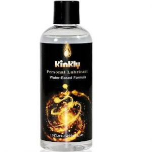 Lubricante anal a base de agua Kinly