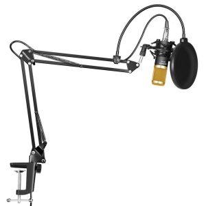Micrófono de condensador profesional