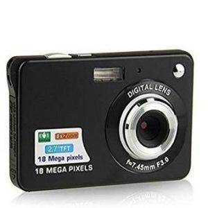 Mini cámara de fotos compacta Stoga
