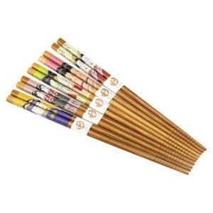 Palillos clásicos japoneses de bambú
