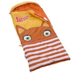 Los 8 mejores sacos de dormir para niños