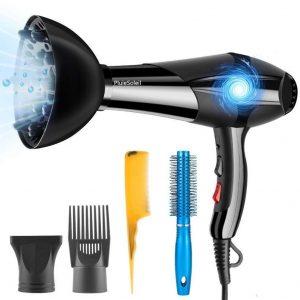 Los 5 mejores secadores de pelo profesionales de peluquería